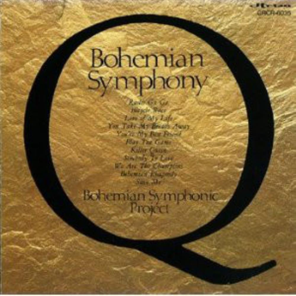 Various Artists (concept Albums & Themed Compilations) - Bohemian Symphony CD (album) cover