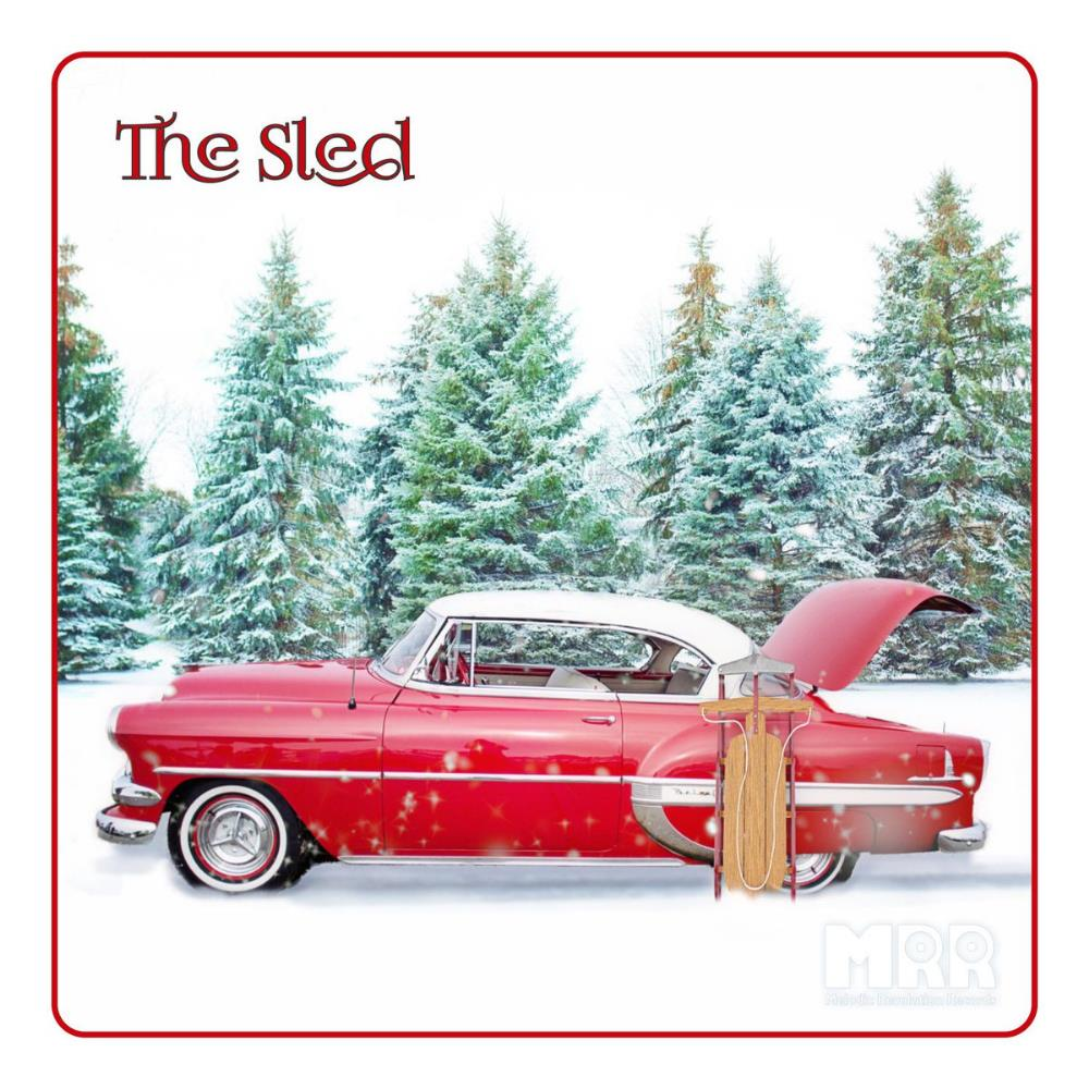 Various Artists (concept Albums & Themed Compilations) - The Sled CD (album) cover