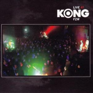 Kong - Live At Fzw CD (album) cover