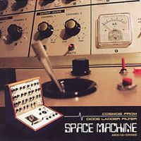 Space Machine - Cosmos From Diode Ladder Filter CD (album) cover