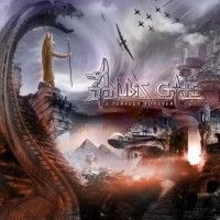 Anubis Gate - A Perfect Forever CD (album) cover