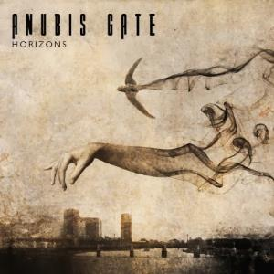 Anubis Gate - Horizons CD (album) cover