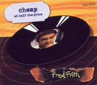 Fred Frith - Cheap At Half The Price CD (album) cover