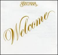 Carlos Santana - Welcome CD (album) cover