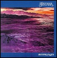 Carlos Santana - Mooflower CD (album) cover
