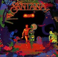 Carlos Santana - Amigos CD (album) cover