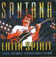 Carlos Santana - Latin Spirit CD (album) cover
