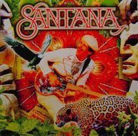 Carlos Santana - The Best Of Santana CD (album) cover