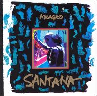 Carlos Santana - Milagro CD (album) cover