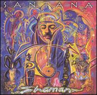 Carlos Santana - Shaman CD (album) cover