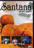 Carlos Santana - Down Under, Live Australia 1979 DVD (album) cover