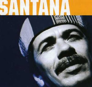 Carlos Santana - Collections CD (album) cover