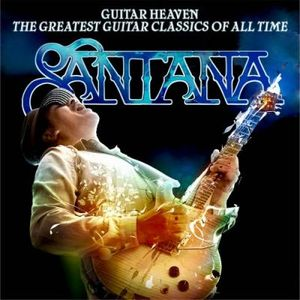 Carlos Santana - Guitar Heaven CD (album) cover