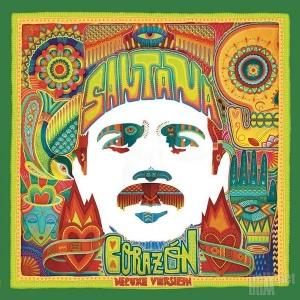 Carlos Santana - Corazon CD (album) cover