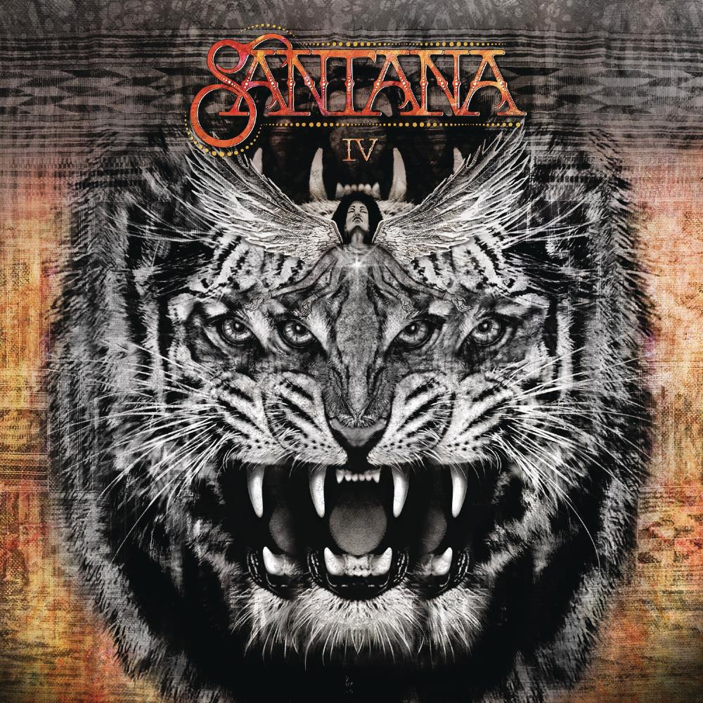 Carlos Santana - Santana Iv CD (album) cover