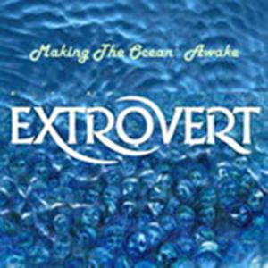 Extrovert - Making The Ocean Awake (english Version) CD (album) cover