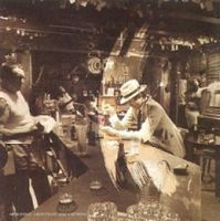 Led Zeppelin - In Through The Out Door CD (album) cover