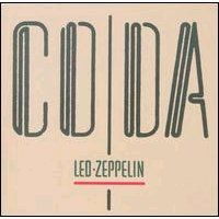 Led Zeppelin - Coda CD (album) cover