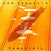 Led Zeppelin - Remasters CD (album) cover