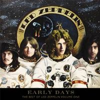 Led Zeppelin - Early Days CD (album) cover