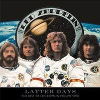 Led Zeppelin - Latter Days CD (album) cover