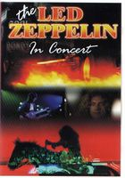 Led Zeppelin - The Led Zeppelin In Concert (extract From 'The Song Remains The Same') DVD (album) cover
