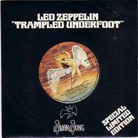 Led Zeppelin - Trampled Underfoot CD (album) cover