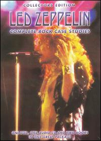 Led Zeppelin - Complete Rock Case Studies DVD (album) cover