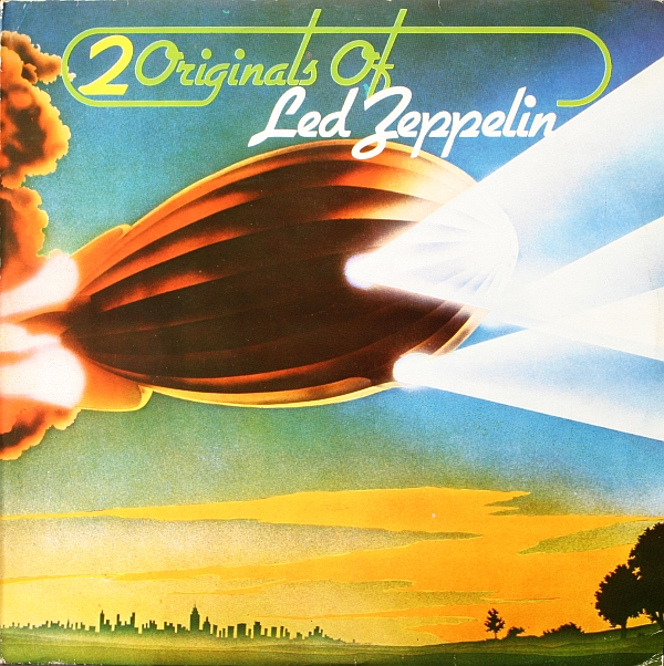 Led Zeppelin - 2 Originals Of Led Zeppelin CD (album) cover