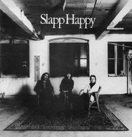 Slapp Happy - Casablanca Mmon CD (album) cover