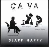 Slapp Happy - Ca Va CD (album) cover