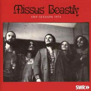 Missus Beastly - Swf-session 1974 CD (album) cover