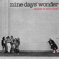 Nine Days' Wonder - Sonnet To Billy Frost CD (album) cover