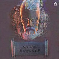 Vytas Brenner - Ofrenda CD (album) cover