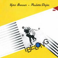 Vytas Brenner - I Belong CD (album) cover