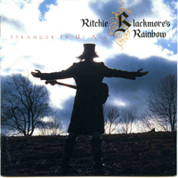RAINBOW - Stranger In Us All CD album cover