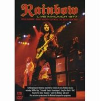 Rainbow - Live In Munich 1977 DVD (album) cover