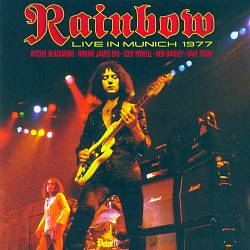 RAINBOW - Live In Munich 1977 CD album cover