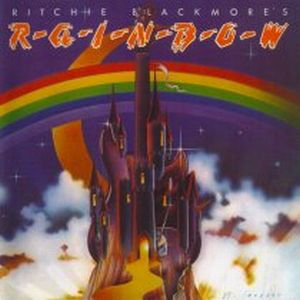 RAINBOW - Ritchie Blackmore's Rainbow Cd Boxset CD album cover