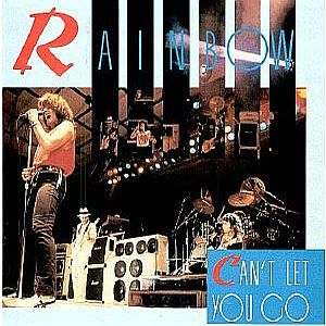Rainbow - Can't Let You Go CD (album) cover