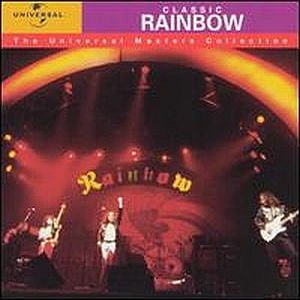 RAINBOW - Universal Masters Collection CD album cover