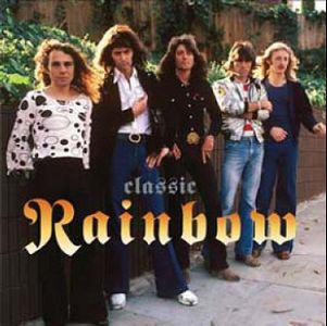 Rainbow - Classic Rainbow CD (album) cover