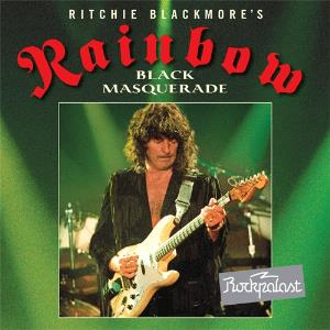 RAINBOW - Black Masquerade CD album cover