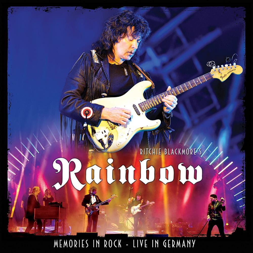 Rainbow - Memories In Rock - Live In Germany CD (album) cover
