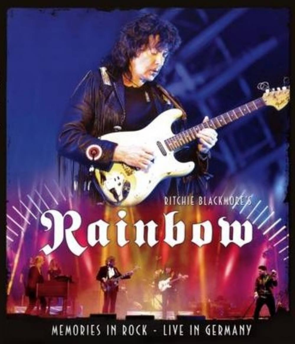 Rainbow - Memories In Rock - Live In Germany DVD (album) cover