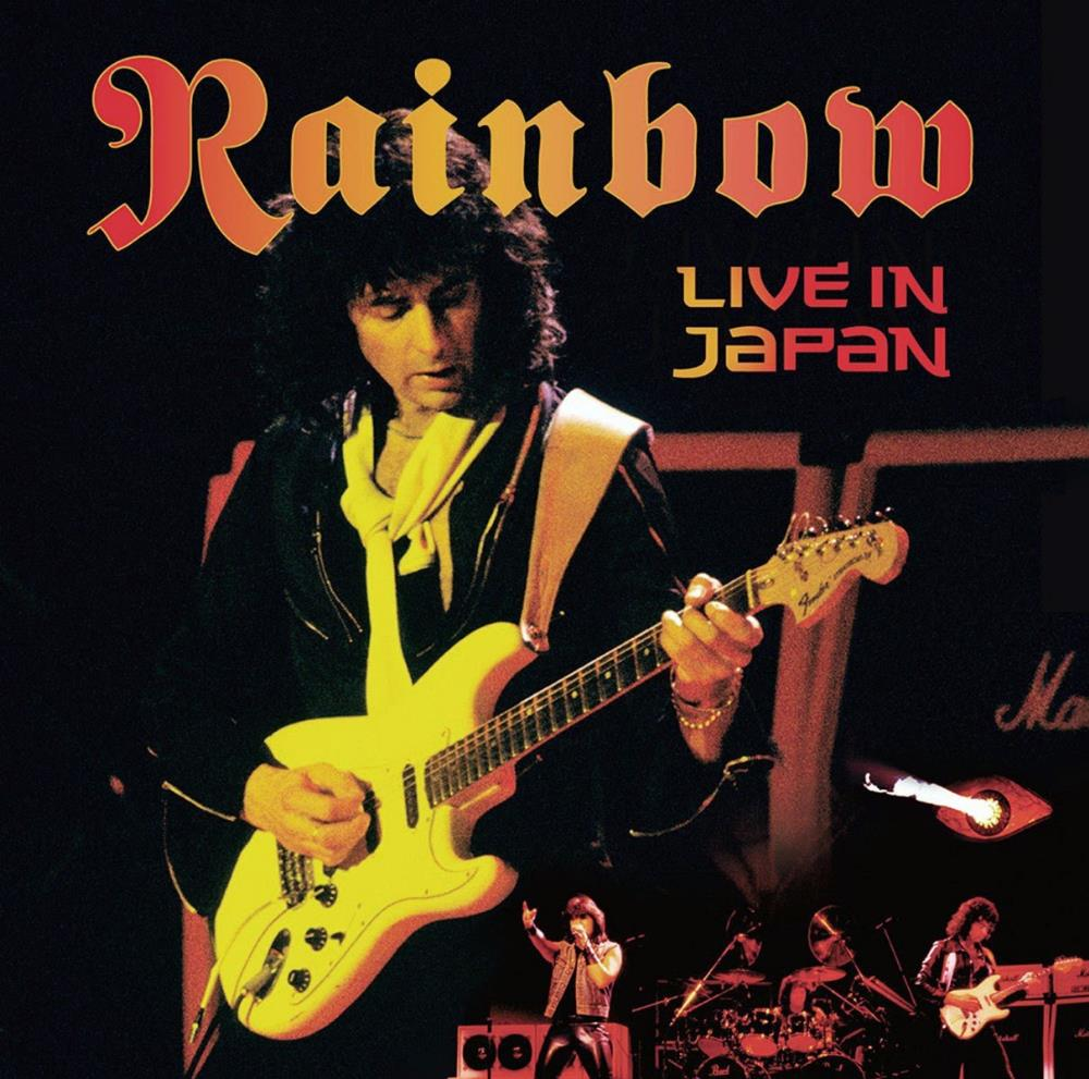 Rainbow - Live In Japan CD (album) cover