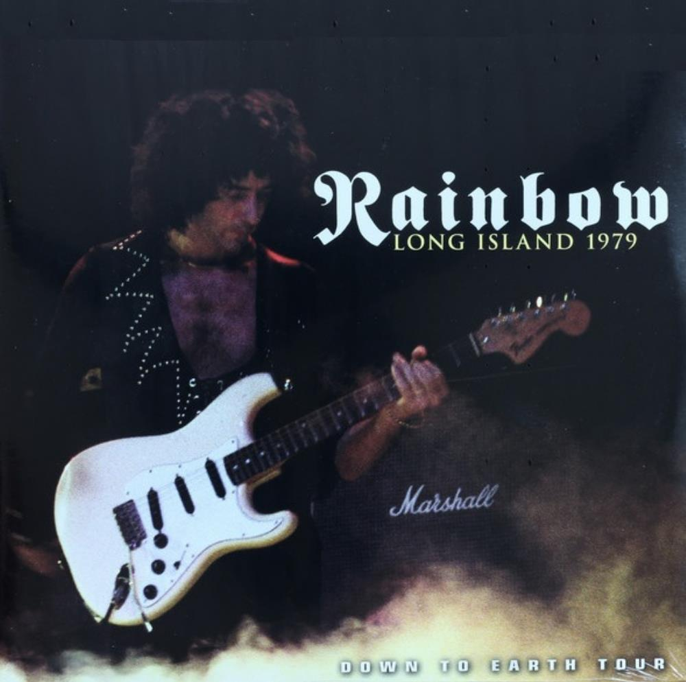 Rainbow - Long Island 1979 - Down To Earth Tour CD (album) cover