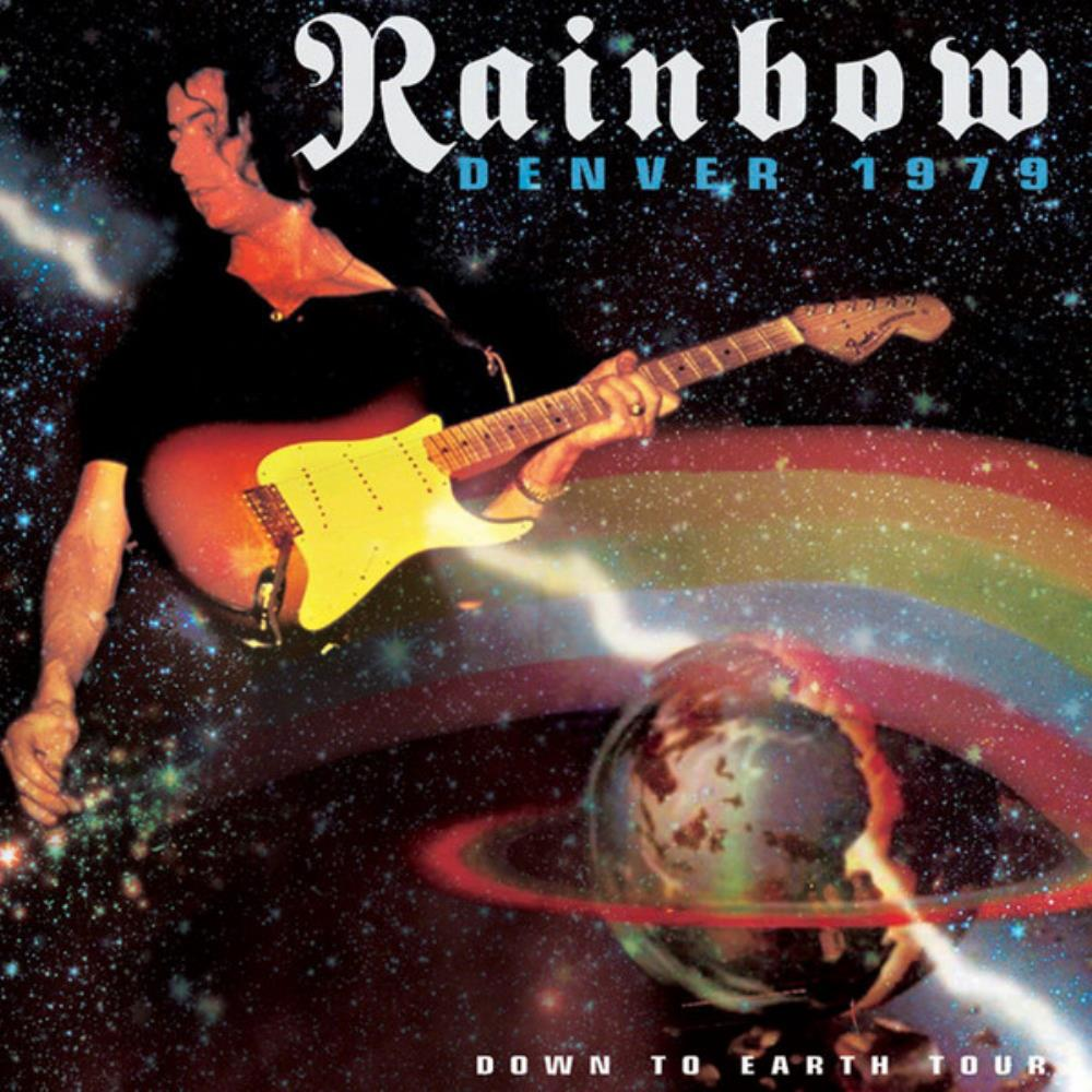 Rainbow - Denver 1979 - Down To Earth Tour CD (album) cover