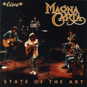 Magna Carta - State Of The Art CD (album) cover