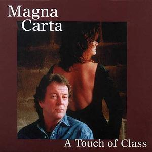 Magna Carta - A Touch Of Class CD (album) cover